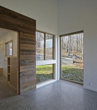 美式乡村风格2013年别墅简洁卧室底楼阳光房装修