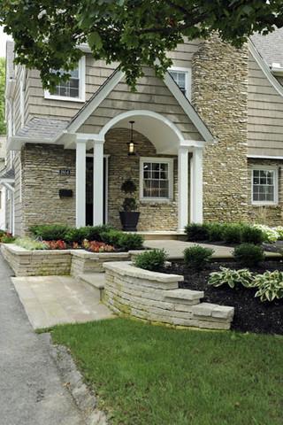 房间欧式风格一层别墅舒适庭院装修效果图