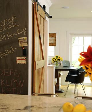 欧式风格家具三层别墅及舒适儿童书房装修效果图