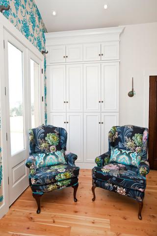 欧式风格卧室三层别墅及现代简洁现代简约客厅效果图