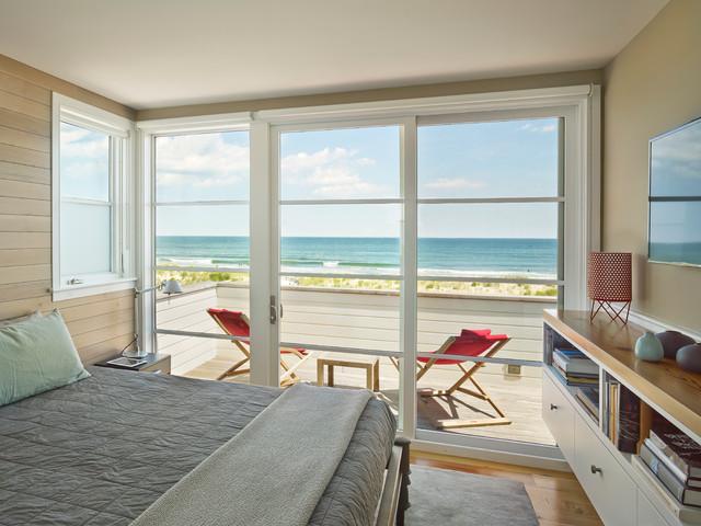 北欧风格卧室三层连体别墅大气4平米卧室设计