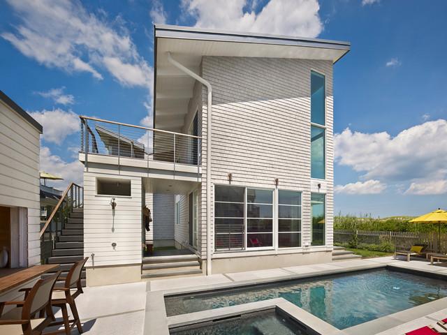 北欧风格2013年别墅大气别墅游泳池设计