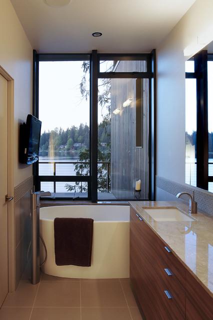 美式风格2013别墅及大气 卫生间效果图
