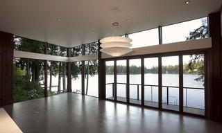 美式风格卧室三层别墅大气阳光房屋顶装修