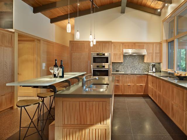 东南亚风格客厅三层小别墅简单温馨开放式厨房设计图纸