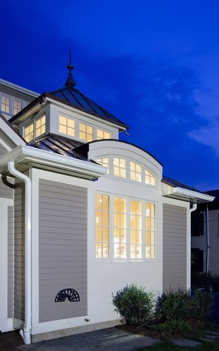 地中海风格家具三层双拼别墅小清新室内灯光图片