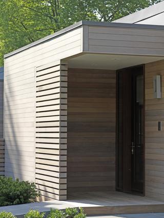 新古典风格卧室三层双拼别墅奢华欧式门厅设计图纸