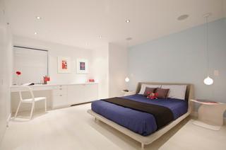 清新雅致的白色色调 让家看起来更干净