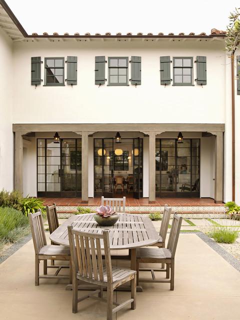 美式乡村风格客厅三层小别墅舒适茶室设计图纸图片