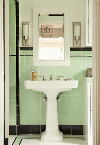 美式乡村风格2013别墅及舒适2平方卫生间装修图片
