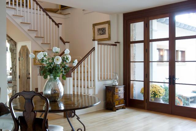 房间欧式风格三层平顶别墅大气玻璃阳光房装潢