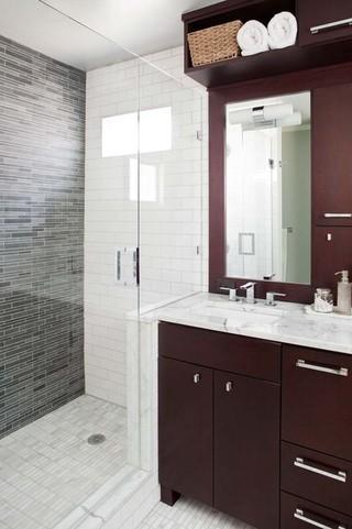 简约中式风格2013别墅大方简洁客厅2m卫生间装修图片
