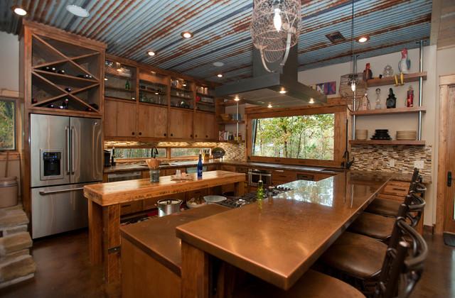美式乡村风格卧室2013别墅及简单温馨整体厨房颜色效果图
