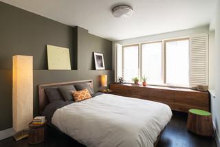 宜家风格3层别墅艺术7平方卧室装潢