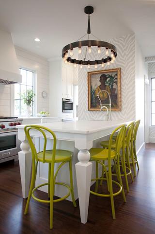 北欧风格卧室三层独栋别墅大气红木餐桌效果图