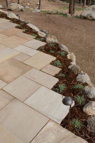设计师专有设计公寓 石头与实木的完美融合