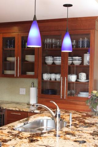 中式风格别墅复式公寓豪华卧室洗手台效果图