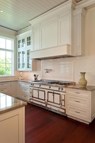 美式风格一层半小别墅梦幻家具整体厨房设计图设计图