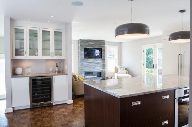 美式风格卧室小户型公寓大气整体厨房设计图
