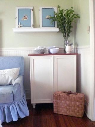 中式风格2013别墅稳重室内植物效果图