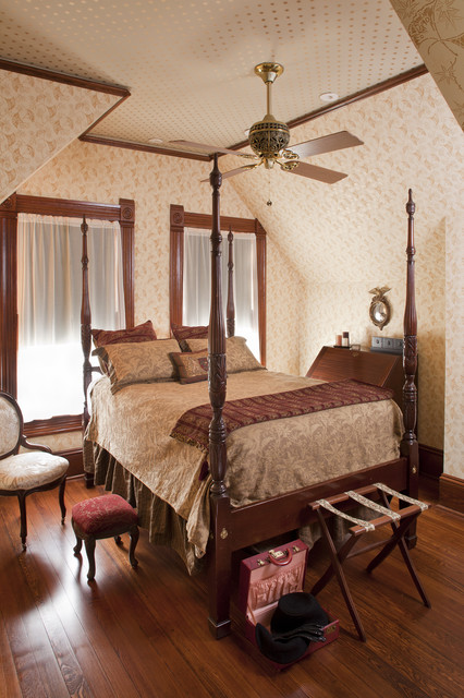 新古典风格客厅三层连体别墅稳重10平卧室装修效果图