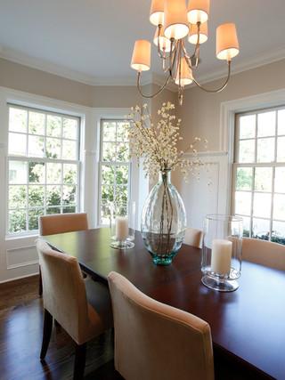 北欧风格客厅三层别墅及豪华厨房厨房餐厅装修效果图