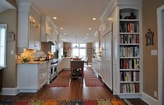 新古典风格客厅300平别墅唯美整体厨房吊顶装修图片