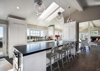 北欧风格卧室三层半别墅豪华厨房整体厨房设计图装潢