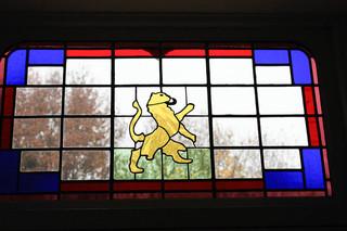 美式乡村风格客厅300平别墅现代简洁窗户效果图