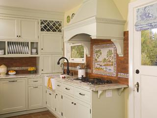 美式乡村风格三层独栋别墅浪漫卧室整体厨房吊顶装修效果图