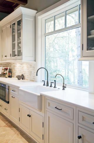 欧式风格三层双拼别墅温馨客厅整体厨房设计图效果图