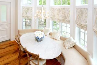 现代简约风格客厅2013别墅舒适白色简约折叠餐桌图片