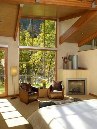 新古典风格卧室三层连体别墅大气底楼阳光房装修效果图