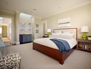 现代美式风格一层别墅及小清新10平米卧室改造