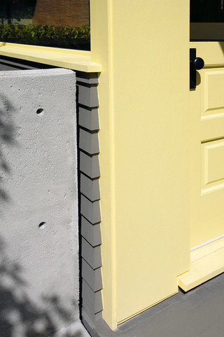 美式乡村风格客厅乡村别墅阳台实用阳台门套装潢