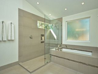 北欧风格卧室客厅简洁客厅简约吊顶浴缸龙头图片