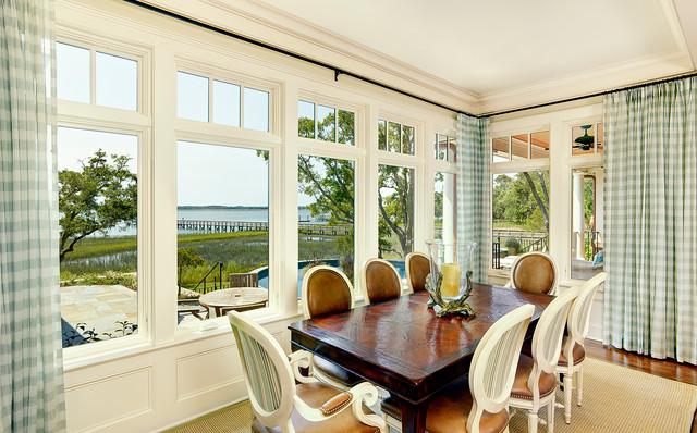 地中海风格室内简单温馨白色家居厨房餐厅装修图片