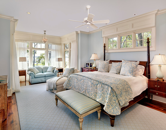 地中海风格卧室温馨装饰白色厨房15平米卧室装修图片