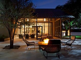 现代简约风格卧室海边别墅时尚家居室内入户花园设计图纸