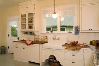 艺术白色家居2平米厨房洗手台效果图