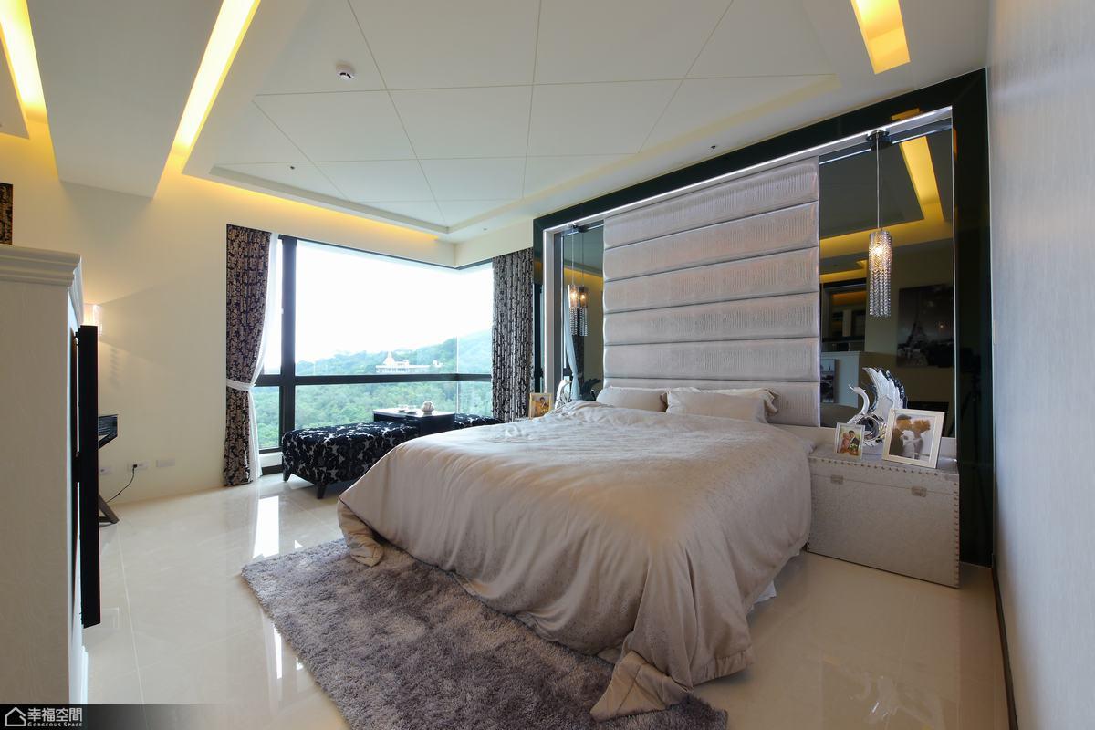 新古典风格别墅奢华卧室装修