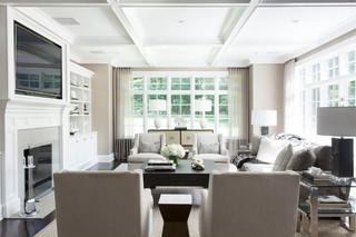 小户型简欧风格欧式别墅及时尚简约客厅黑白装饰画2013客厅窗帘设计