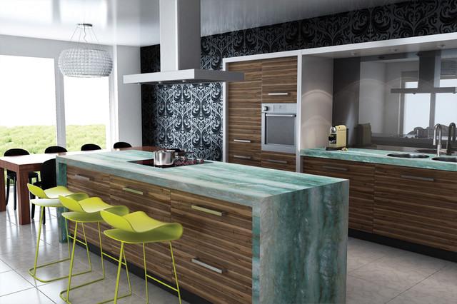 现代简约风格时尚家居客厅吧台隔断装修效果图
