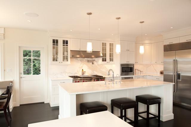 开放式厨房吧台装修效果图图片