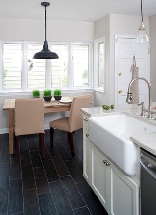 大方简洁客厅白色卧室2013家装厨房洗手台图片