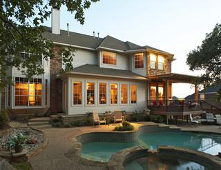 田园风格装饰小户型公寓20万以上玻璃阳光房装潢