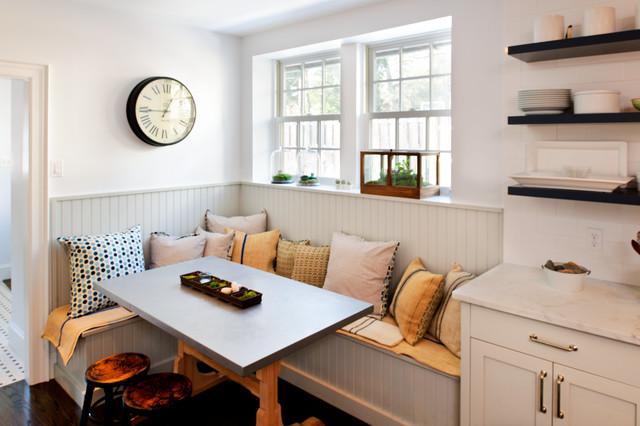 欧式风格客厅复式白色储藏室2014年电视背景墙设计