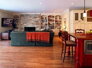 现代简约风格客厅单身公寓设计图10-15万120平米房子15平米客厅装修效果图