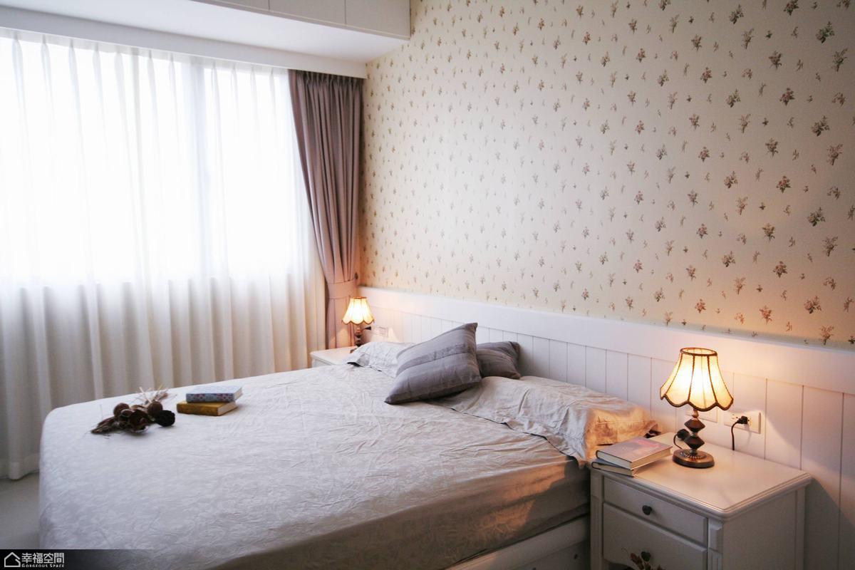 简约风格公寓简洁卧室装修效果图