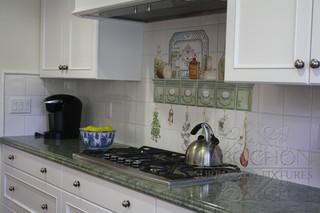 混搭风格老年公寓70平米两室一厅4平米小厨房设计
